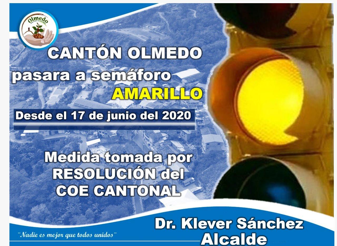 Cambio de semaforo 11-06-2020