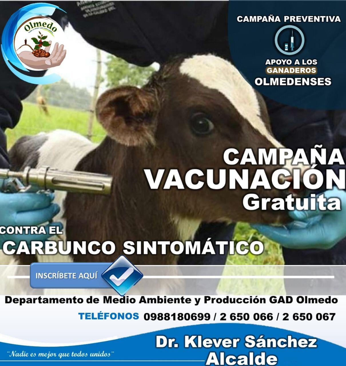 CAMPA A DE VACUNACION GRATUITA